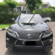 Lexus RX270 Th 2012/2013 Hitam Service Record