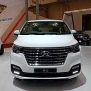 Harga Murah Hyundai New H-1 Elegance CRDi 2019, Promo DP 0% Dan Bunga 0% Diskon Terbaik