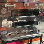 Oven Gas Stainless Steel, Dua Tingkat, Dan Anti Karat, TERMURAH. (22976539) di Kota Tangerang