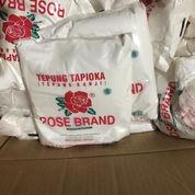 TERMURAH Tepung Tapioka Rose Brand 5,5kg