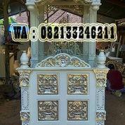 Mimbar Masjid Ukiran Model Gebyok (22981331) di Kab. Jepara
