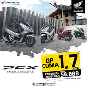 Honda PCX Exceed Excellence