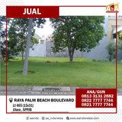 Tanah Pakuwon City Raya Palm Beach