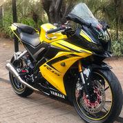 Yamaha R15 VVA 2018 Yellow Modifikasi (22985735) di Kota Jakarta Pusat