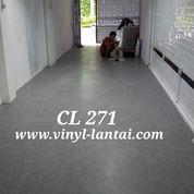 Vinyl Cleo Tile Motif Stone Atau Semen Tebal 3mm