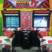 Mesin Arcade Manx TT Racing Motor