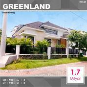 Rumah Hook Luas 198 Di Greenland Tidar Kota Malang _ 003.20