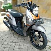 Motor Yamaha Fino 125 Tahun 2018 (22993635) di Kab. Karawang