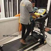 Treadmill Elektrik Peralatan Olahraga Lari Di Tempat (22997671) di Kab. Sidoarjo
