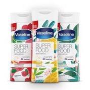 Vaseline Super Food 200ml / Skin Serum Cranberry / Citrus / Greentea (22999363) di Kota Bekasi