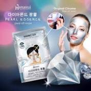 Hanasui Original Chrome Peel Of Mask Pearl Essence