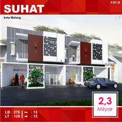 Rumah Kost 15 Kamar Luas 128 Di Kalpataru Sukarno Hatta Kota Malang _ 007.20 (23001999) di Kota Malang