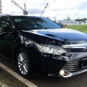 Toyota Camry V 2015 FACELiFT Hitam Tgn 01 TERAWAT