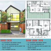 Exclusiv Design Rumah Minimalis Modern Siap Bangun Di Area Sejuk (23007543) di Kota Jakarta Selatan