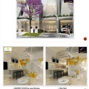 Cluster Tabebuya BSD City Rumah 2 Lantai Kpr Dp 10% (23010291) di Kota Tangerang Selatan
