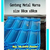 Genteng Metal Warna (23012187) di Kota Tangerang Selatan