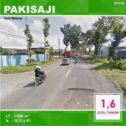Tanah Luas 1.006 Poros Jalan Karangpandan Pakisaji Kota Malang _ 010.20