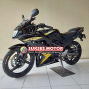 KAWASAKI NINJA 150 RR HITAM 2014 MOTOR BEKAS BERKUALITAS DAN BERGARANSI (23013707) di Kota Jakarta Timur