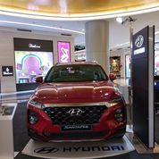 Hyundai Santa Fe Promo Ngabisin Stok Nik 2018( Big Discont )