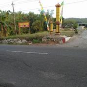 Tanah Pekarangan Jl Wonogiri-Pacitan Baturetno Mangku Aspal Wonogiri