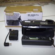 Battery Grip Meike Mk 6300 Untuk Sony A6300 A6000 (23025503) di Kota Tangerang Selatan