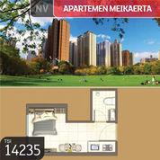 Apartemen Meikarta, Tower S2, Bekasi, 21,91 M, Lt 38, PPJB (23025835) di Kota Bekasi