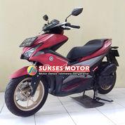 YAMAHA AEROX 155 VVA S KEYLESS MERAH 2019 MOTOR BEKAS BERKUALITAS DAN BERGARANSI SERTA BERGARANSI (23029103) di Kota Jakarta Timur