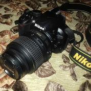 Kamera DSLR Nikon D3100 VR Kit Masih Mulus (Nego)