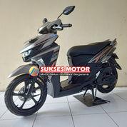 YAMAHA SOUL GT 125 ABU ABU 2018 MOTOR BEKAS BERKUALITAS DENGAN HARGA TERJANGKAU (23036359) di Kota Jakarta Timur