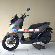YAMAHA LEXI ABU ABU 2019 MOTOR BEKAS BERKUALITAS DENGAN HARGA TERMURAH (23037275) di Kota Jakarta Timur