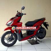 HONDA VARIO 150 NEW KEYLESS MERAH 2019 MOTOR BEKAS DENGAN HARGA TERJANGKAU (23046715) di Kota Jakarta Timur