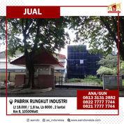 Pabrik Rungkut Industri (23046723) di Kota Surabaya