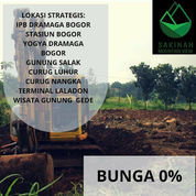 Kavling Siap Bangun Ciampea Bogor (23048243) di Kota Bogor