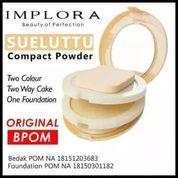 Bedak Foundation Compact Bpom