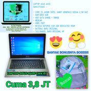 Laptop Asus A43S Banyak Bonus Nya (23051499) di Kota Jakarta Timur