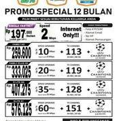 Pendaftaran Paket Promo First Media (23053719) di Kota Tangerang Selatan