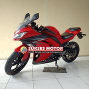 KAWASAKI NINJA 250 FI MERAH 2016 MOTOR BEKAS BERKUALITAS DENGAN HARGA TERMURAH (23059703) di Kota Jakarta Timur