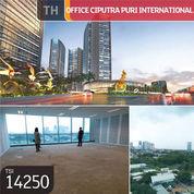 Ciputra Puri International Office, Jakarta Barat, 114,6 M, Lt 6, HGB (23060619) di Kota Jakarta Barat