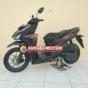 HONDA VARIO 125 ESP NEW HITAM 2019 MOTOR BEKAS BERKUALITAS DAN BERGARANSI HARGA TERMURAH (23063707) di Kota Jakarta Timur