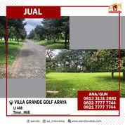 Kavling Di Villa Grande Golf Araya Malang