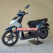 YAMAHA MIO S BIRU PERAK 2019 MOTOR BEKAS BERKUALITAS DENGAN HARGA TERJANGKAU (23066131) di Kota Jakarta Timur