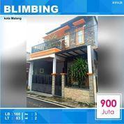 Rumah 2 Lantai Luas 83 Di Kemirahan Blimbing Kota Malang _ 014.20 (23068035) di Kota Malang