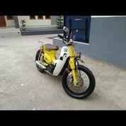 Motor Honda Custom - Streetcub