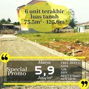 Kavling Siap Bangun Murah Di Cipayung (23070803) di Kota Bekasi