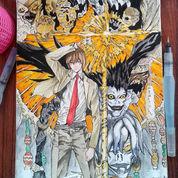 Jasa Les Menggambar Anime Dari Dasar (23071003) di Kab. Bangka Barat