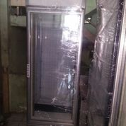 UPRIGHT FREEZER GLASS 1 DOOR