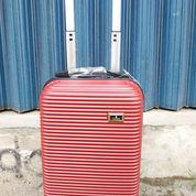 Harga Promo Travel Bag / Tas Koper Impor Polo Fiber ABS