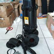 Pompa Celup Air Kotor Empang 3 Inch Submersible Sewage Pump Pompa Air
