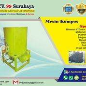 Mesin Mixer (Pengaduk) Kompos (23084039) di Kota Surabaya