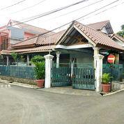 Rumah Tanah Luas Strategis Posisi Hoek Di Cawang Jakarta Timur